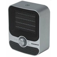 Modern Portable Electric Fan Heater (VV23) 900W / 1200W. Small, Modern - Adax
