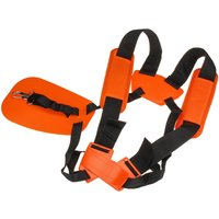 Kingso - Adjustable Double Strap Shoulder Harness For Brushcutter Hasaki