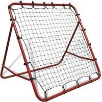 Adjustable Football Kickback Rebounder 100 x 100 cm - VIDAXL