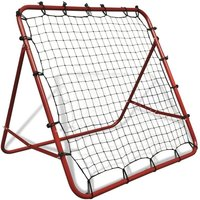 Adjustable Football Kickback Rebounder 100 x 100 cm - ASUPER