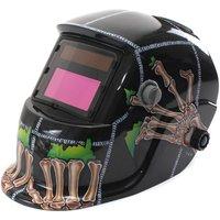 Augienb - Adjustable Self-Darkening Solar Welding Mask for MIG MMA ARC TIG