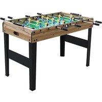 Strike 4ft Table Football Table - Air League