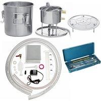 11L Alcohol Distiller Boiler Home Brew Kit