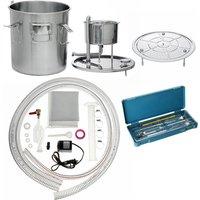 22L Alcohol Distiller Boiler Home Brew Kit
