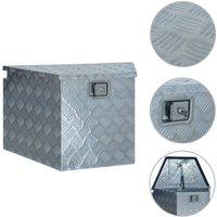 Zqyrlar - Aluminium Box 737/381x410x460 mm Silver - Silver