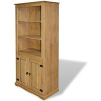 Andrew Display Cabinet by Brown - August Grove
