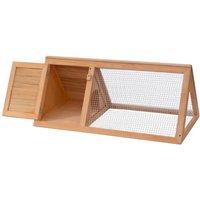 Zqyrlar - Animal Rabbit Cage Wood - Brown
