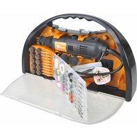 Anvil AV-RT119 Variable Speed Rotary Tool 135W 230V and Accessory Set 119pc