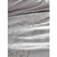 Arboretum Lilac Super King Size Duvet Cover Set Bedding Bed Set