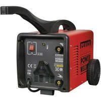 180XT 180Amp Arc Welder with Accessory Kit - Sealey