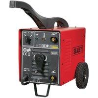 220XTD Arc Welder 220Amp 230/415V 3ph with Accessory Kit - Sealey
