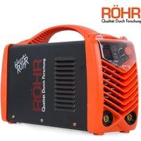 MMA-200FI - ARC Welder Inverter MMA 240V 200amp DC Portable Stick Welding Machine - Röhr