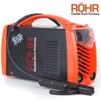 MMA-250FI - ARC Welder Inverter MMA 240V 250amp DC Portable Stick Welding Machine - Röhr