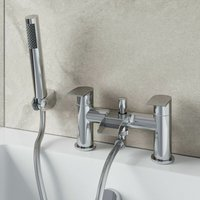 Motala Bath Shower Mixer Waterfall Tap - Architeckt