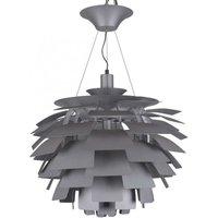 artichoke lamp Poul Henningsen steel Steel - PRIVATEFLOOR