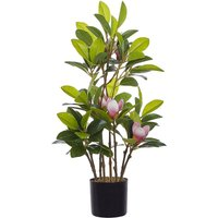 Artificial Potted Plant 70 cm MAGNOLIA