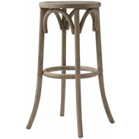 Maine Furniture Co - Aubignan Backless Breakfast Bar Stool In Lime Washed