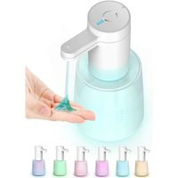 Bearsu - Automatic Hydroalcoholic Gel Dispenser With Infrared Sensor 450ml IPX7 USB Rechargeable Hand Disinfectant Automatic Liquid Soap Dispenser