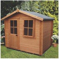 Shire - Avesbury Log Cabin 8 x 8