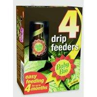 Baby Bio Drip Feeders 40ml Pack of 4 - 80534248