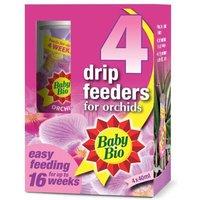Baby Bio Orchid Drip Feeders 4 x 40ml - 80949014