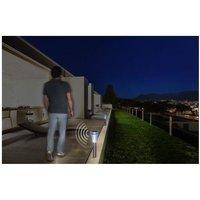 Baliza Solar Led Con Detector Movimiento
