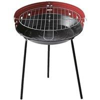 Barbecue 3 feet - Black- Diameter 33 cm - E-B