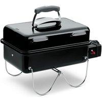 Barbecue à Gaz Go Anywhere (à Cartouches) Noir Réf. 1141056 - Weber