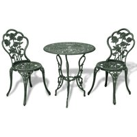 Barreto 2 Seater Bistro Set by Dakota Fields - Green