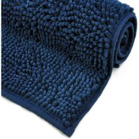 Zqyrlar - Bath mat Bath mat set 2 pieces can be combined to form a set, non-slip and washable • Bath rugs, bath mats set with U-shaped toilet