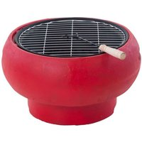 Portable Barbecue Red BBQ TUB-R - Bbgrill