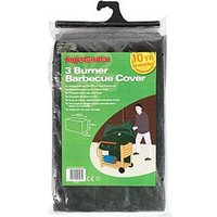 BBQ Cover - For Gas Portable Barbecue Grill Storage - Waterproof UV Treated - SUPAGARDEN