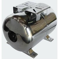 50646 100L stainless steel pressure diaphragm vessel expansion vessel domestic waterworks - Bc-elec