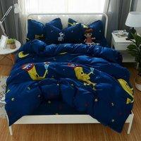 Bed linen, duvet cover, bedding set, bedding set, 1.2 meter, 3 rooms
