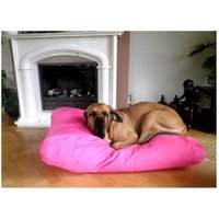 Mercatoxl - bed pillow for dogs orthopedic dog Dog cushion Nylon Fuchsia 125x90cm