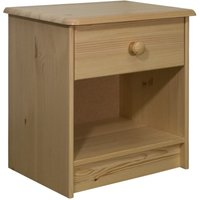 Betterlifegb - Bedside Cabinet 41x30x42 cm Solid Pine Wood27904-Serial number