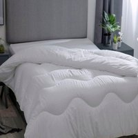 Hotel Suite 4.5 Tog Filled Duvet (Single) (White) - Belledorm