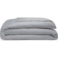 Belledorm Pima Cotton 450 Thread Count Duvet Cover (Kingsize) (Platinum)