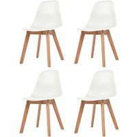 Belvedere Dining Chair by White - Mikado Living