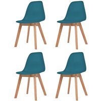 Belvedere Dining Chair by Turquoise - Mikado Living