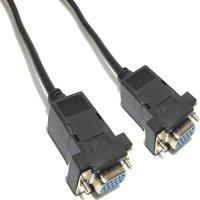 0.5m VGA-Kabel (HD15-H/H) - Bematik