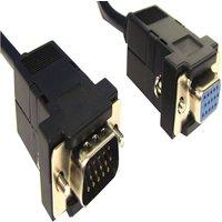 0.5m VGA-Kabel (HD15-M/H) - Bematik