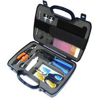 BeMatik - Fiber optic tool case 15-piece
