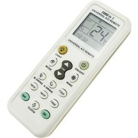 BeMatik - Universal remote control for air conditioning and heating 49x134x24 mm