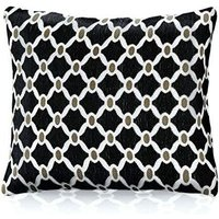 Berkeley 18 Black Cushion Cover Bed Sofa Accessory Unfilled