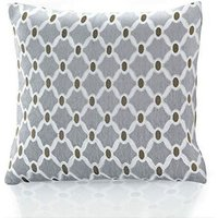 Berkeley 18 Silver Cushion Cover Bed Sofa Accessory Unfilled