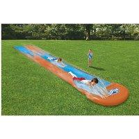 H2O GO! 16 Foot Double Water Slide - Bestway