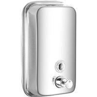 BetterLife 304 Stainless Steel Soap Dispenser Wall Toilet Kitchen Soap Box Hotel Restaurant Hand Disinfectant Bottle