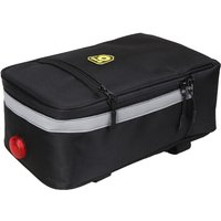 B-soul - Bicycle Trunk Bag Pannier Cycling Rack Pack Bike Rear Seat Bag