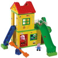 "Simba Dickie Group - BIG 75 Piece ""Bloxx"" Peppa Play House Set - Multicolour"